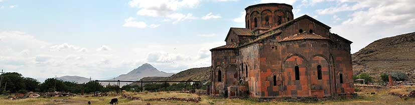 Cathedral of Talin, Armenia