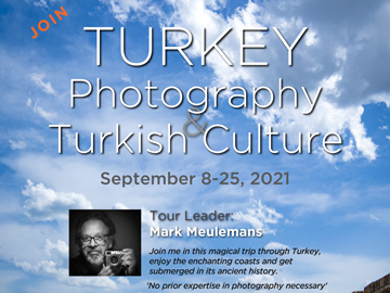 TURKEY: Photography & Turkish Culture
