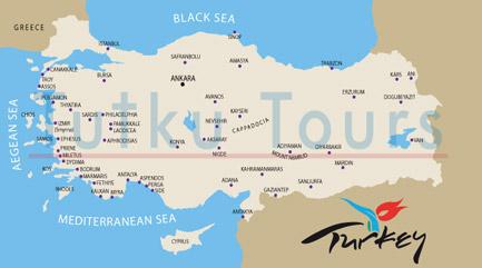 TUTKU TOURS TURKEY GULET TRIPS BLUE VOYAGES FETHIYE