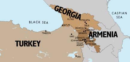 map of armenia and turkey Tutku Tours Eastern Turkey Georgia Armenia June 04 16 2017 map of armenia and turkey
